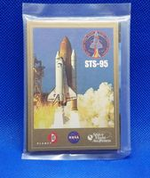 NASA STS-95 Set of 10 Space Shuttle Mission Cards
